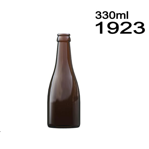 #1923 Skittle Beer Bottle