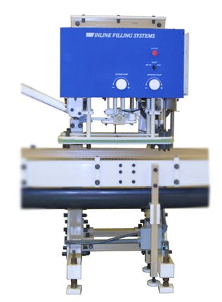 NT-IL-CR Automatic Inline – Corrosion Resistant - Automatic Capping Machine - sold by Inline Filling Systems