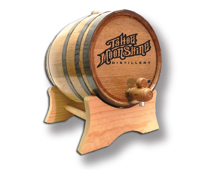 Small Oak Barrels Whiskey barrel sold by Thousand Oaks Barrel Co.