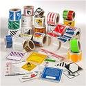 Labels - Label sold by Robinson Tape & Label Inc., South