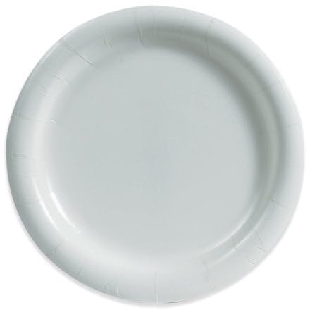 Paper Plates/Dish Paper packaging sold by Ameripak, Inc.