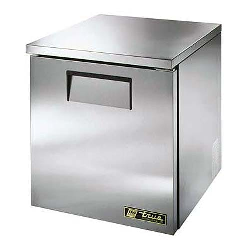 "True - TUC-27-LP 28"" Low Profile Undercounter Refrigerator Commercial refrigerator sold by Food Service Warehouse"