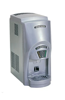 Scotsman Touchfree Ice Maker & Dispenser - Cubelet Style, 273lb./24hrs Ice machine sold by TheRDStore.com