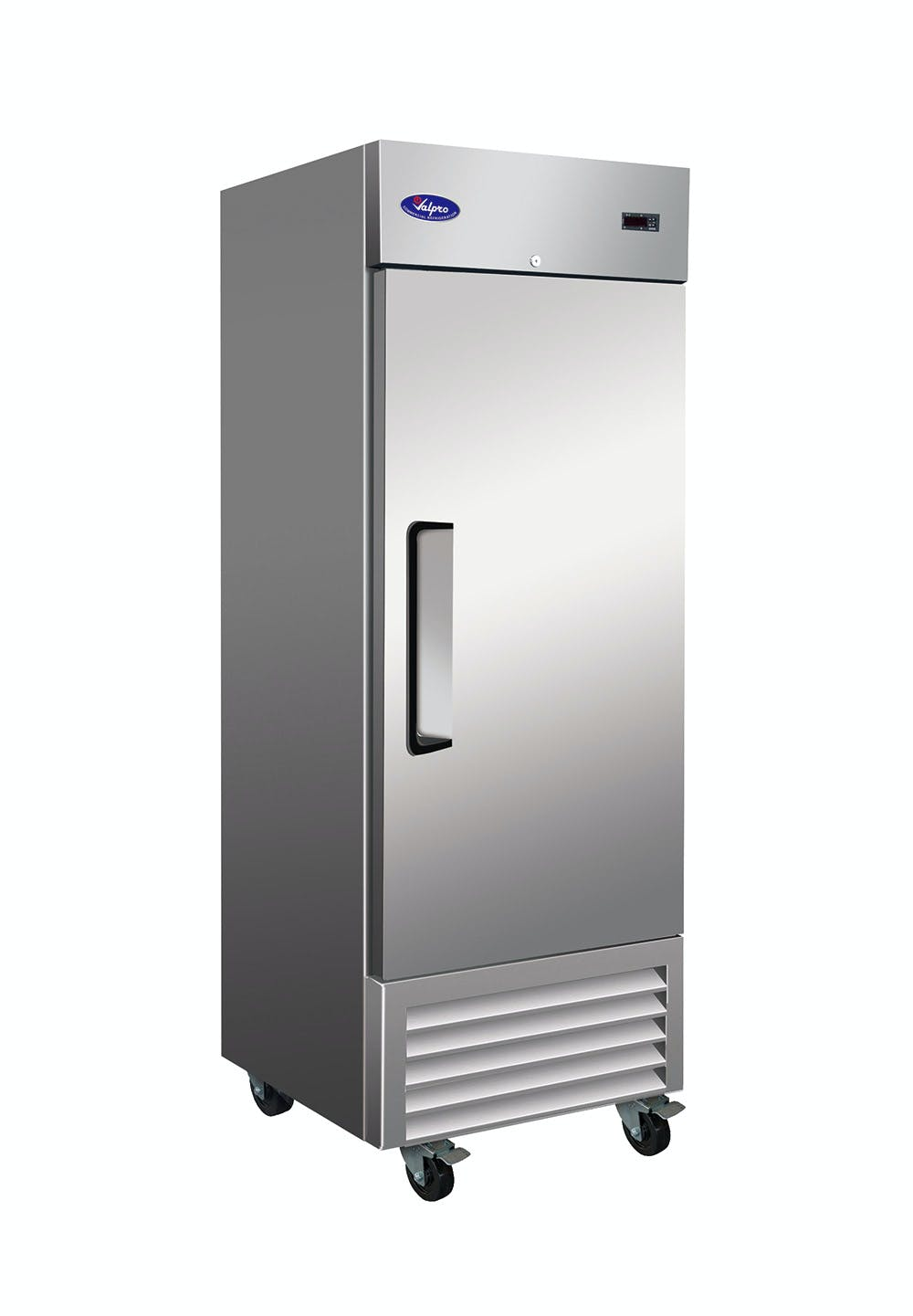Valpro VP1R - 23 cu. ft. Single Solid Door Refrigerator