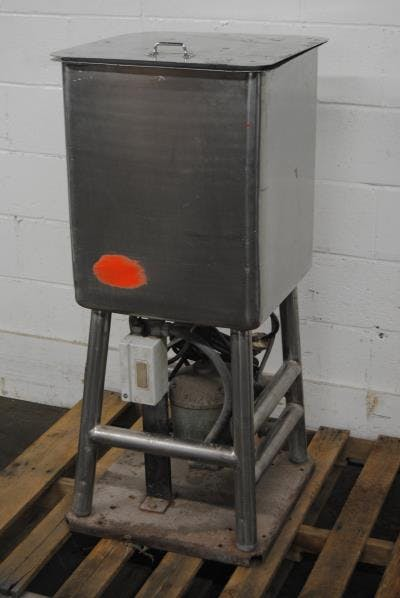 Stainless Steel 30 Gallon Likwifier Mixer sold by Union Standard Equipment Co