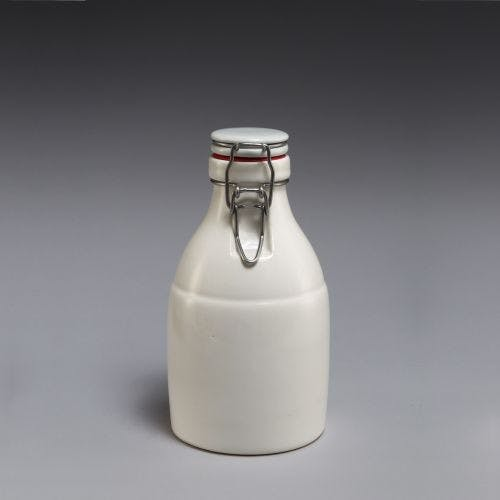 The Growlette - Gloss White 32oz Growler sold by Portland Growler Company