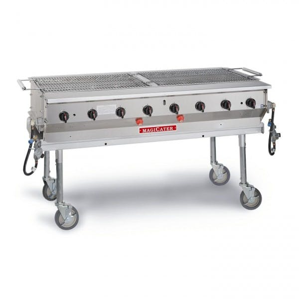 "MagiCater 60"" LP Gas Outdoor Grill - MAGLPG60"
