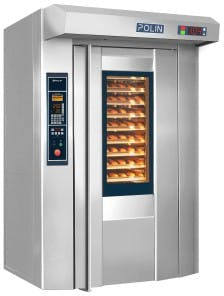 Rotodrago 'Avant' Double Rack Oven Commercial oven sold by pro BAKE Inc.
