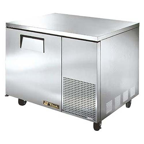 "True ( TUC-44F ) - 44"" Deep Undercounter Freezer Commercial freezer sold by Food Service Warehouse"