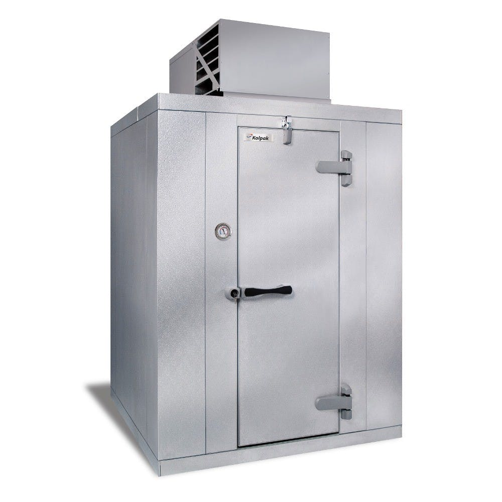 "Kolpak P7-612-CT - 6' x 12' x 7' 6"" Walk-In Cooler Walk in cooler sold by Elite Restaurant Equipment"