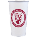 20 oz. Custom Disposable Paper Cups