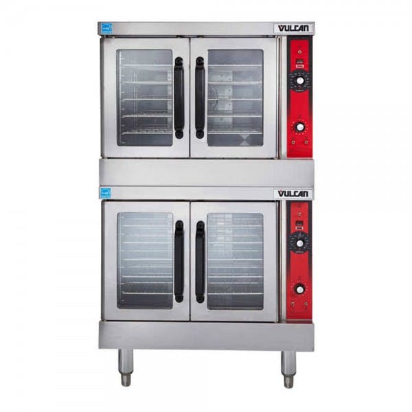 Natural Gas Double Deck Convection Oven