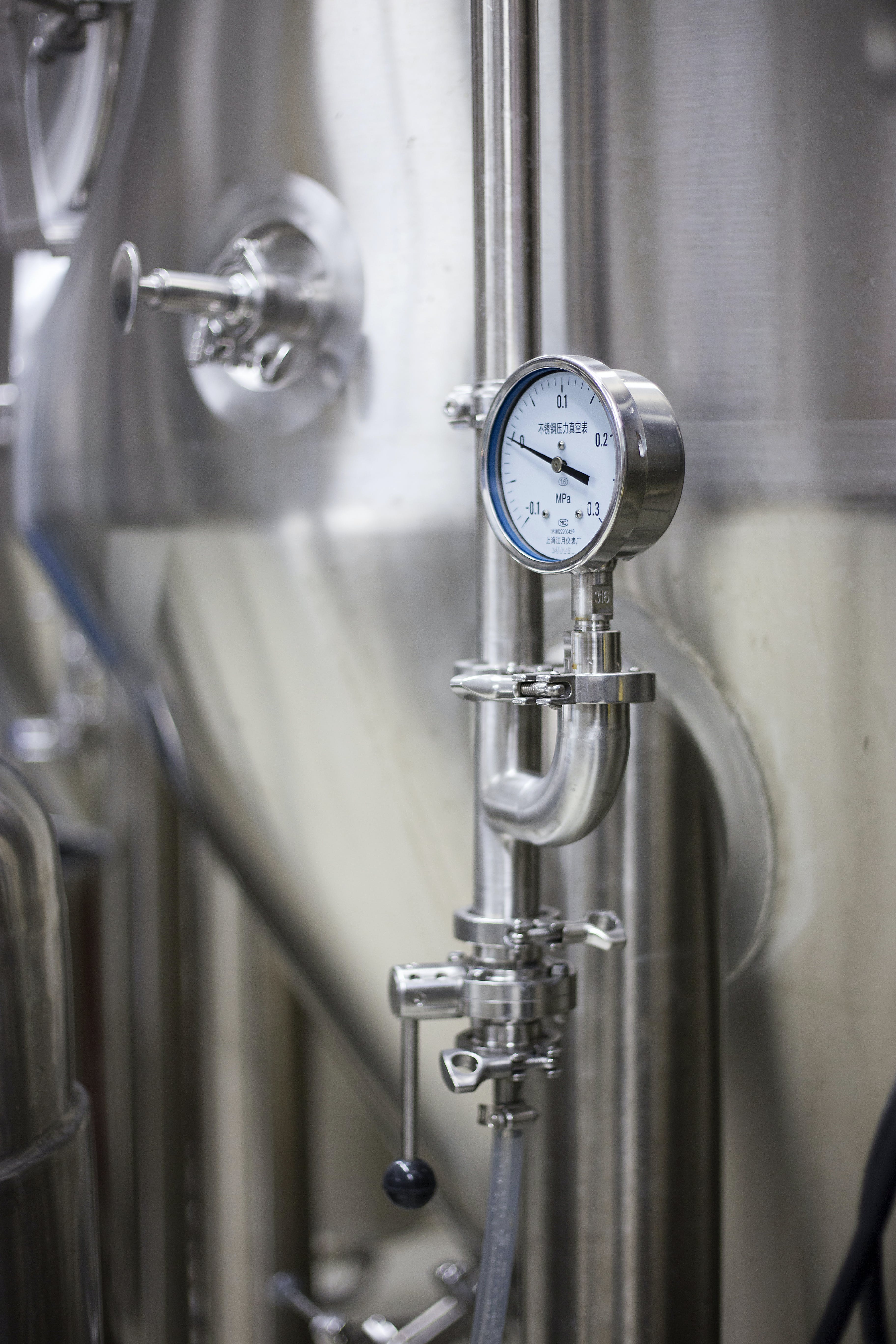 20 BBL Ferementors - jacketed - sold by BC Packaging Service Brew-Stuff
