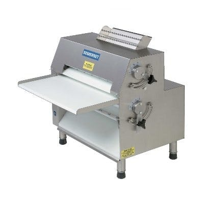 "Somerset CDR-2000 Dough Roller/Sheeter (up to 20"" diameter) Dough sheeter sold by pizzaovens.com"