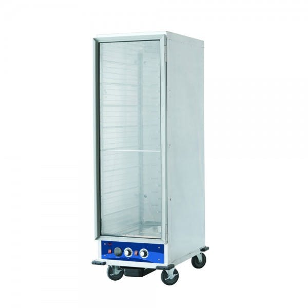 Full Size Non-Insulated Heated Holding & Proofing Cabinet