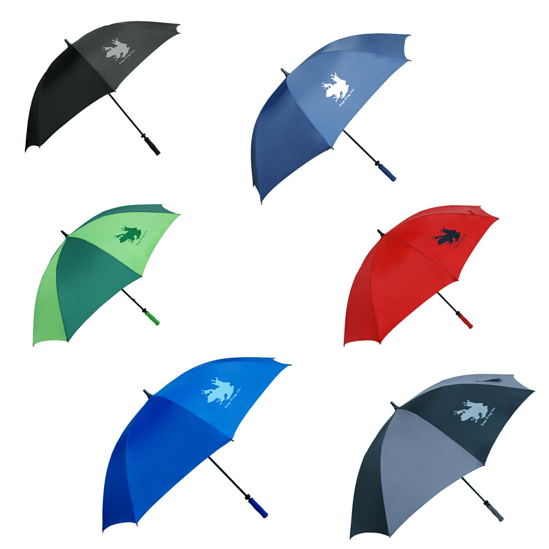 Golf Umbrella (Item # SBKHM-HMNGD) Umbrella sold by InkEasy