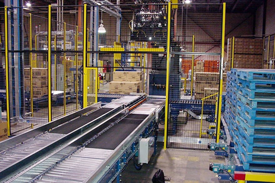 Case Conveyor Conveyor sold by Premier Tech Chronos