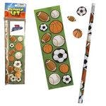 Stationery Set Sports Stationery sold by Dechan, Inc. II
