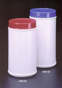 K - Canister Plastic bottle sold by Kaufman Container Company