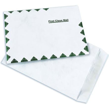 Flat Tyvek Envelopes Envelope sold by Ameripak, Inc.