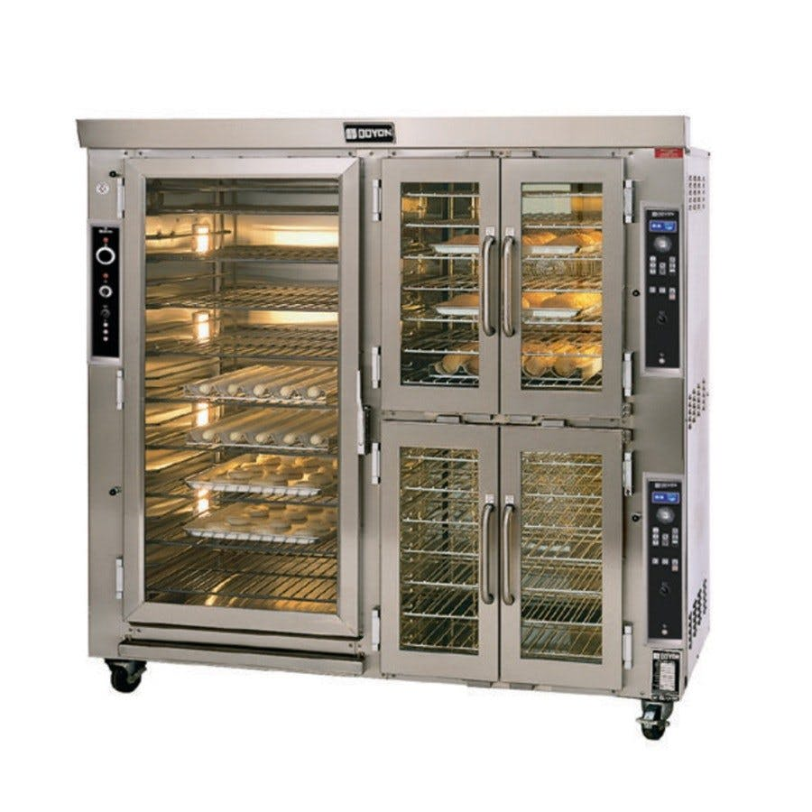 Doyon JAOP14 Oven Proofer Combo Commercial proofer sold by pizzaovens.com