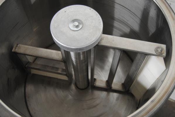 Chocolate Concepts 200-lb Stainless Steel Chocolate Melter - sold by Union Standard Equipment Co