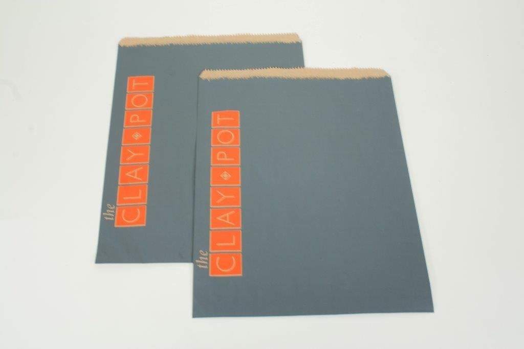 Recycled Kraft Merchandise Bags  - Recycled Kraft Paper Shopping Bags and Gift Boxes - sold by Howard Packaging