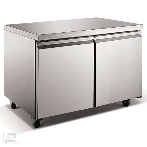 "Metalfrio ( TUC48F ) - 48"" Undercounter Freezer Commercial freezer sold by Food Service Warehouse"