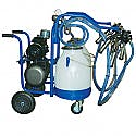 EcoMilker Base Kit With Motor For Two Animals Milking machine sold by Farm and Ranch Depot