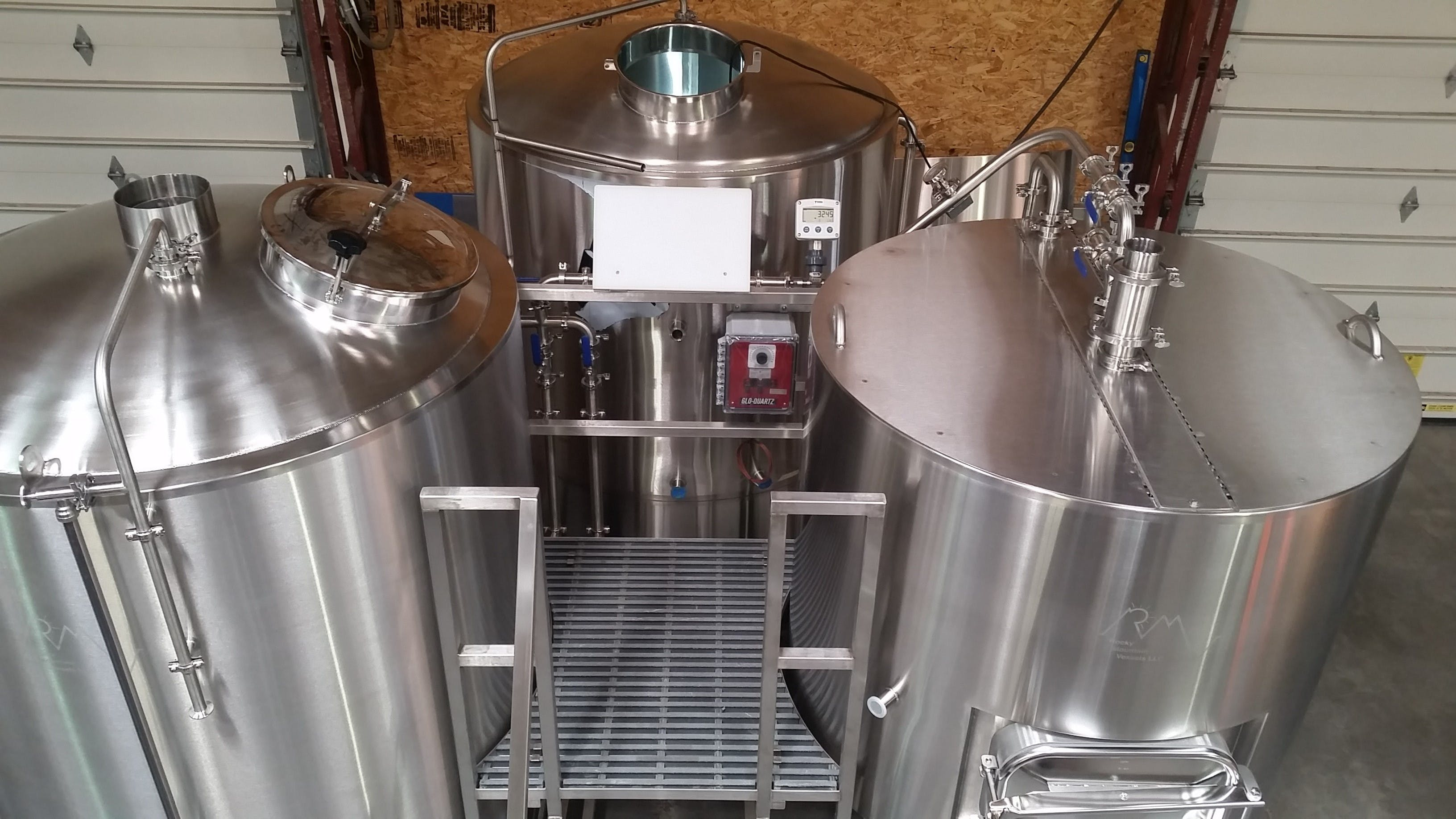Brewhouse Brewhouse sold by Rocky Mountain Vessels, LLC