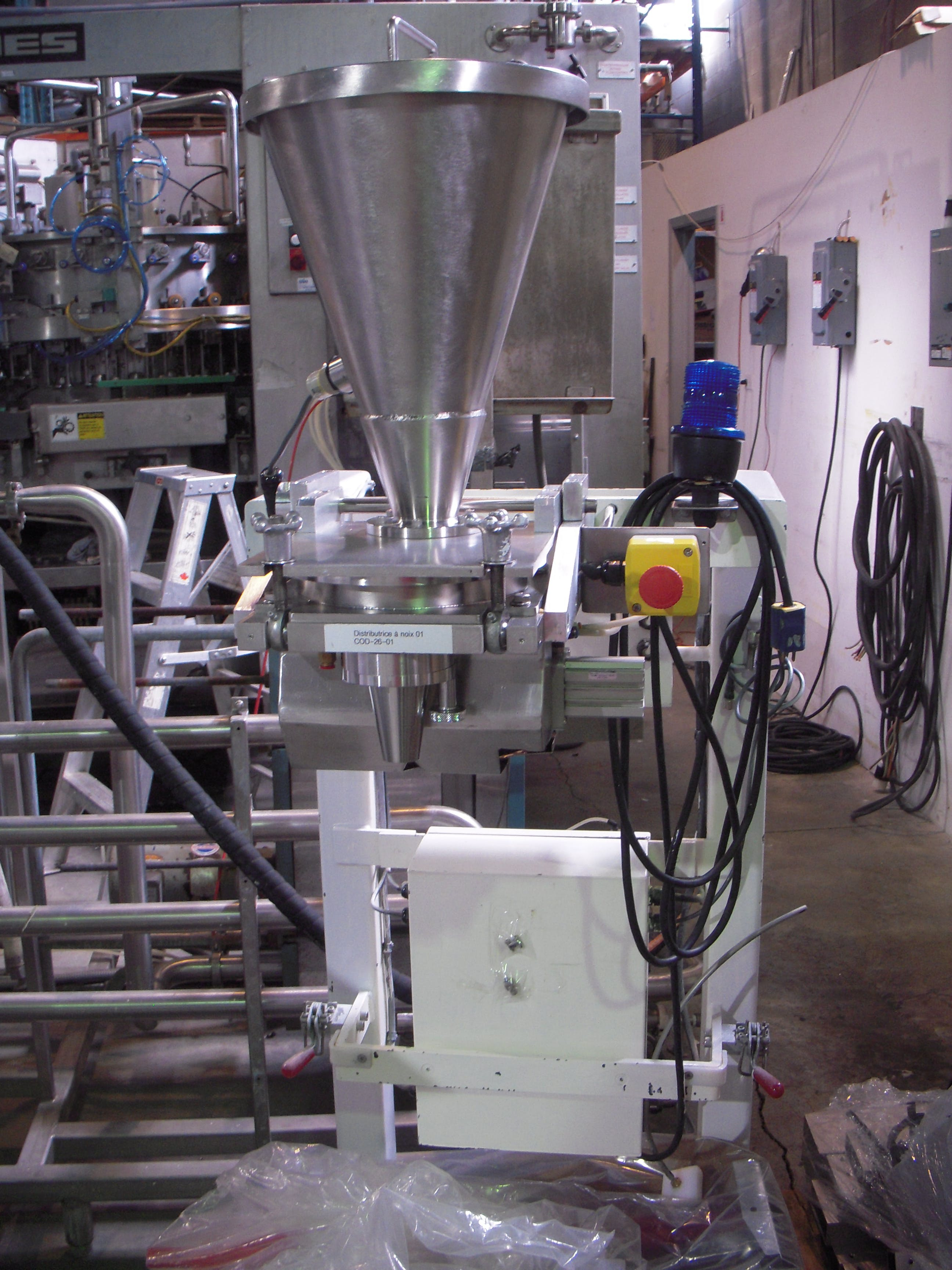 MTECH Cup filler - sold by Aevos Equipment