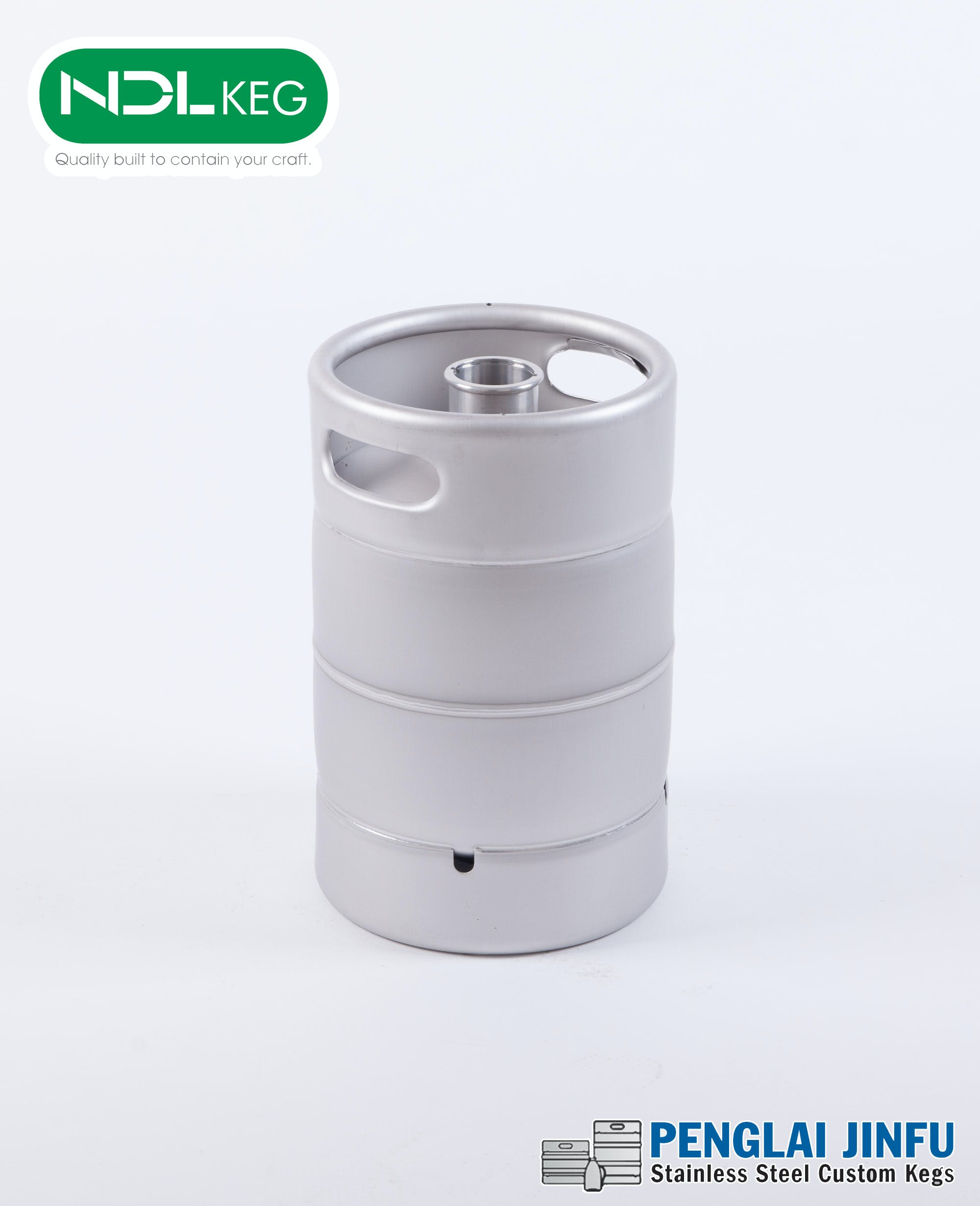 US 10L Stackable Keg sold by NDL Keg