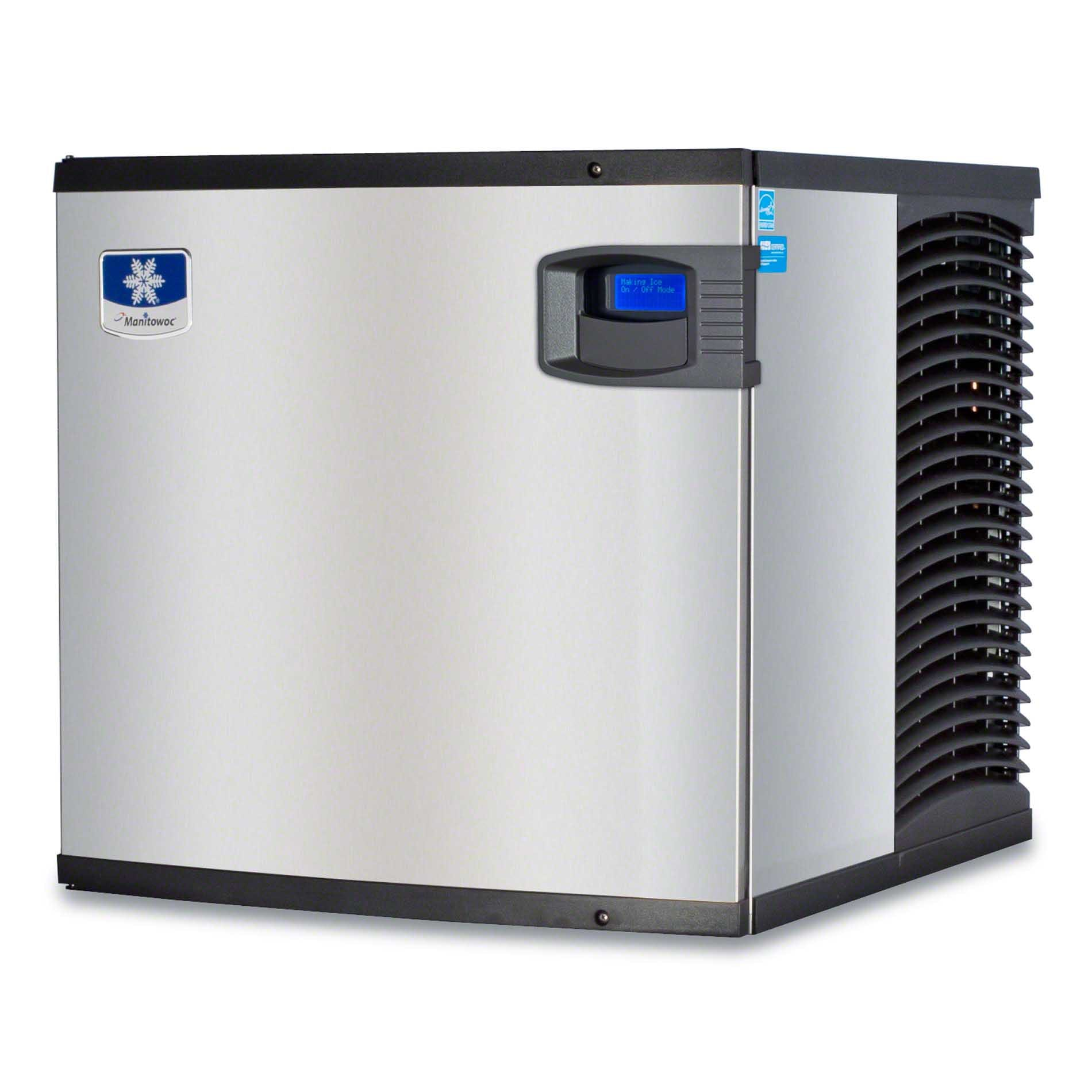 Manitowoc - ID-0322A 335 lb Full Size Cube Ice Machine - Indigo Series - sold by Food Service Warehouse