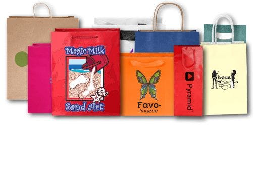 Paper Bags Bag sold by The Bag Lab