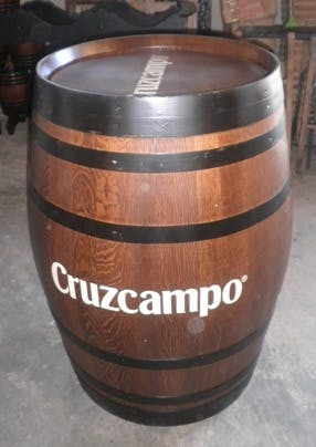 oak barrel Barrel sold by TONECOR SL