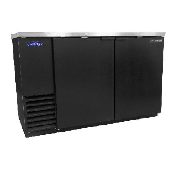"Nor-Lake NLBB59 Refrigerated Back Bar Storage Cabinet (59"" wide) Back bar cooler sold by pizzaovens.com"