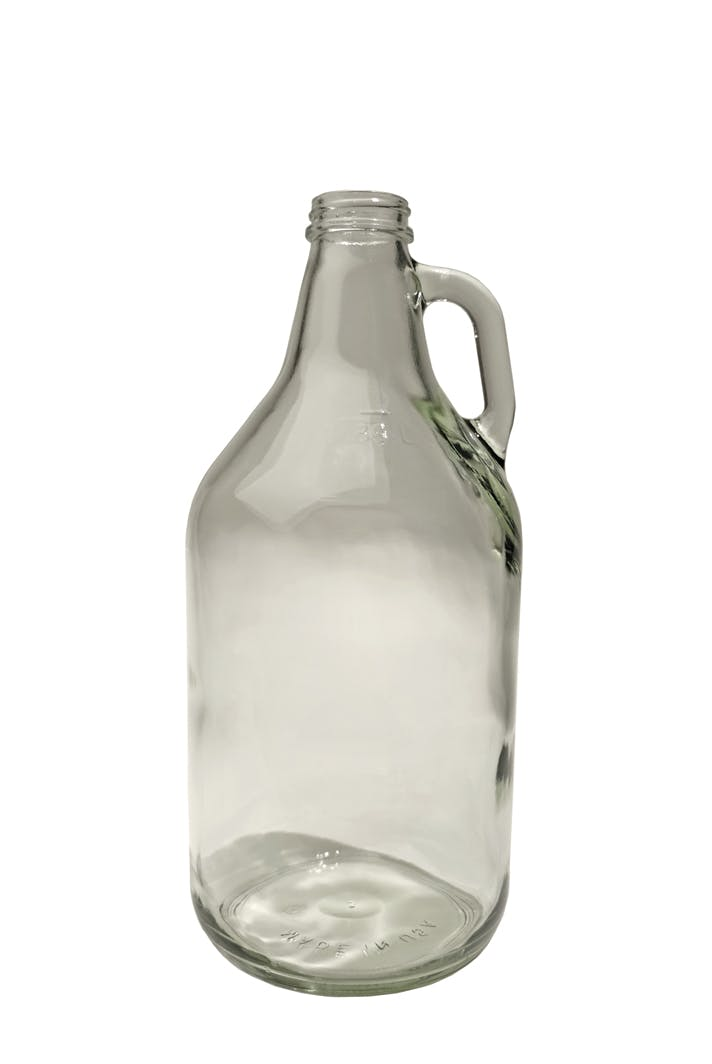 #401 Flint 64oz Screw-top Growler Growler sold by Tote Glass