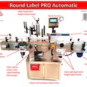 Round Label PRO Automatic