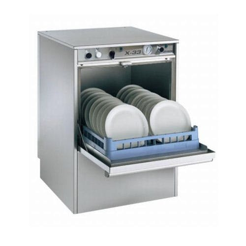 Jet-Tech - Jet-Tech, Dishwasher, Undercounter Low Temp. - 120V - X-33 Commercial dishwasher sold by ChefsFirst