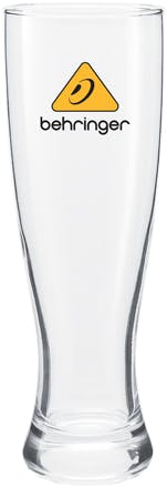 Grand Pilsner glass 16 oz. Beer glass sold by Distrimatics, USA