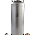 NEW! NSF Approved AMCYL 5 Gallon Single Handle Kegs - Keg sold by All Safe Global, Inc.