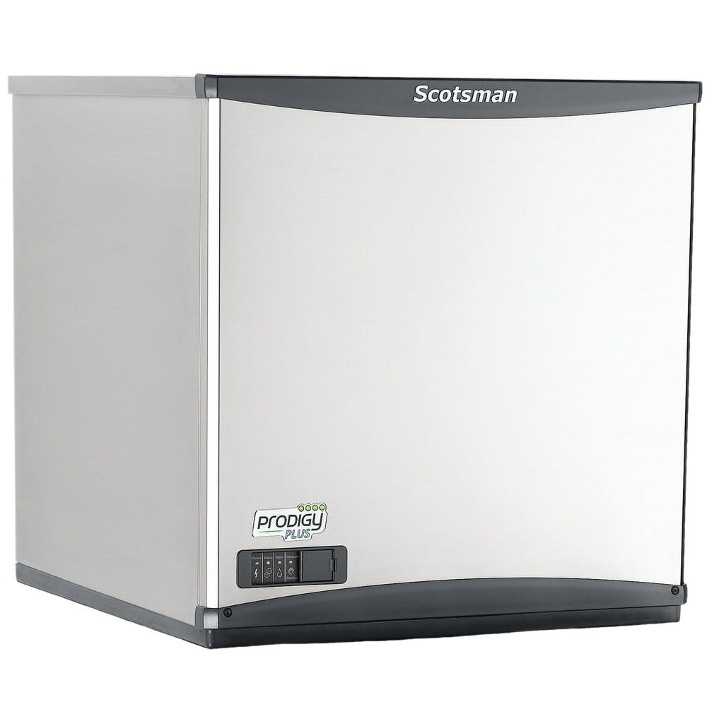 "Scotsman N0422W-1 Prodigy Plus Series 22 15/16"" Water Cooled Nugget Ice Machine - 455 lb. Ice machine sold by WebstaurantStore"