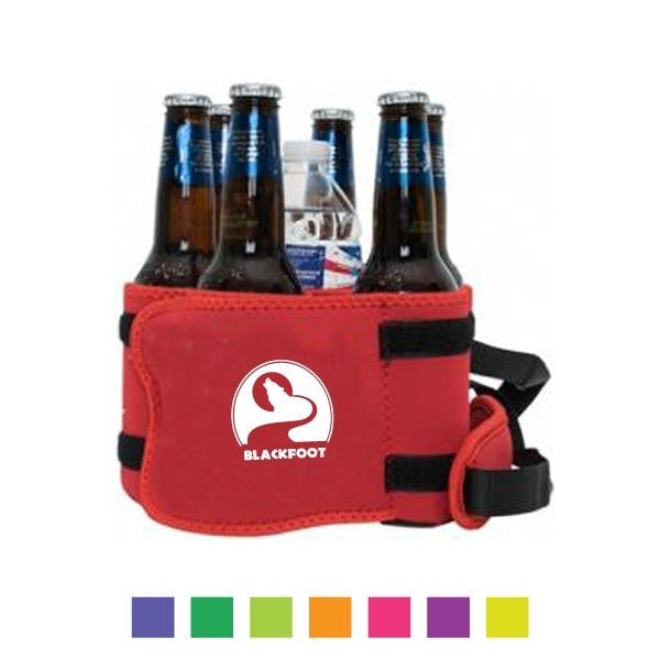 Stubby Strip Beer Carrier Bottle carrier sold by MicrobrewMarketing.com