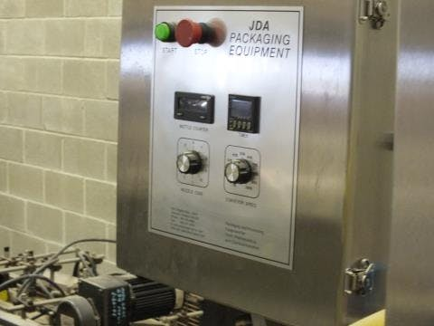 JDA Packaging Equipment Liquid Filler PF5000 (A8350) - sold by Sigma Packaging