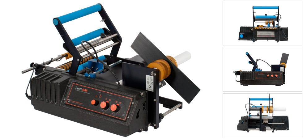 BenchMAX Fully-Automatic Labeling Machine Labeling machine sold by Great Engineering