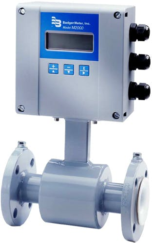 Badger Meter M-2000 Electromagnetic Flow Meter Flow Meter sold by Instrumart