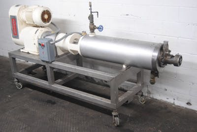 VOTATOR MODEL 1C648L HEAT EXCHANGER - sold by Union Standard Equipment Co