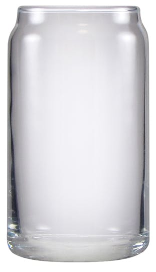 Can Taster 5oz Beer glass sold by Glass Tech