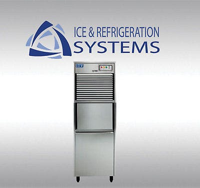 IQ300C Ice machine sold by Ice & Refrigeration Systems