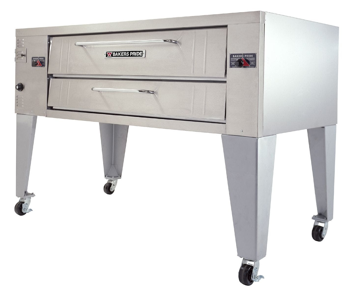 Bakers Pride Y Series Gas Deck Oven Pizza oven sold by pizzaovens.com